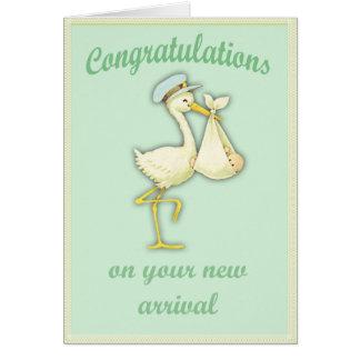 Cartes bébé congrats1