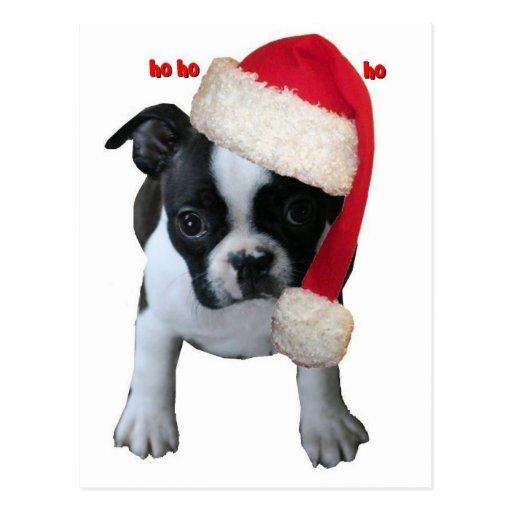 Cartes :  Bébé de Père Noël Carte Postale