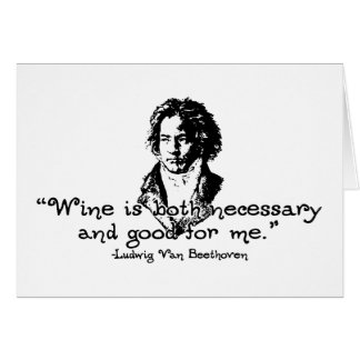 Cartes Beethoven - S