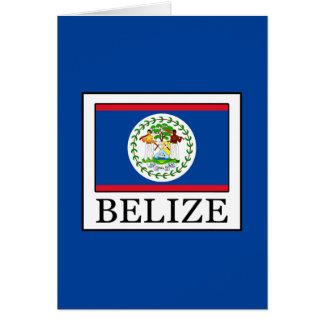 Cartes Belize