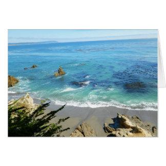 Cartes Belle note de plage