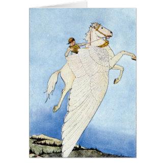 Cartes Bellerophon et Pegasus