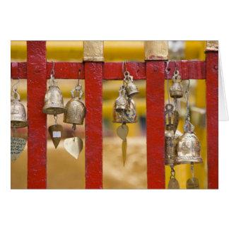 Cartes Bells bouddhistes au temple de Doi Suthep