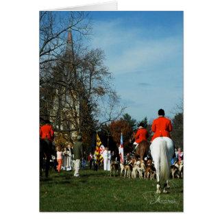 Cartes Bénédiction des chiens