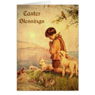 Cartes Bénédictions de Pâques