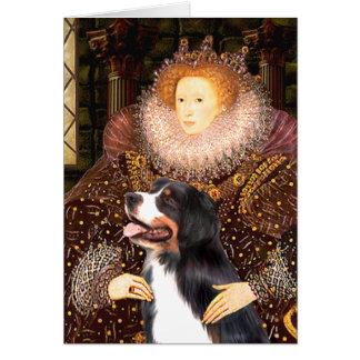 Cartes Bernsese et la reine