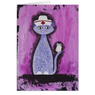 Cartes Betty, l'infirmière de Paisley