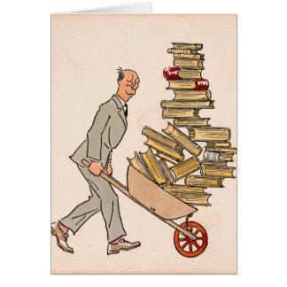 Cartes Bibliophile heureux 1930