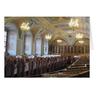 Cartes Bibliothèque universitaire de Vilnius - LITHUANIE