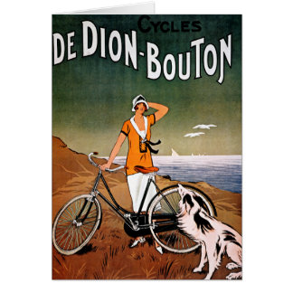 Cartes Bicyclette Ad, 1925