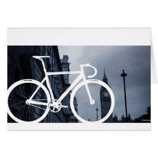 Cartes Bicyclette de voie de Londres