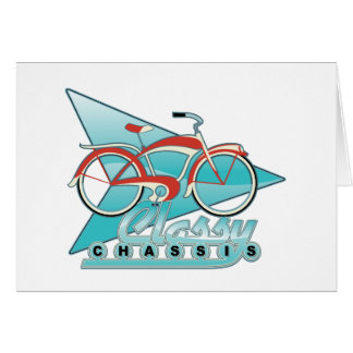 Cartes Bicyclette vintage