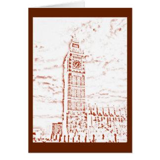 Cartes Big Ben