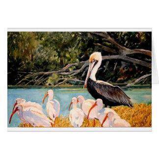 Cartes Birds of a Feather