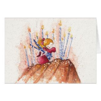 Cartes Birthday preparation