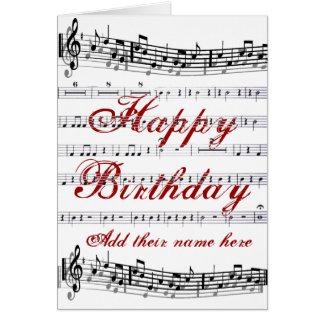 Cartes Birthdays