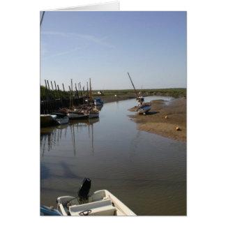 Cartes Blakeney, Norfolk