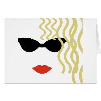 Cartes Blond mystérieux