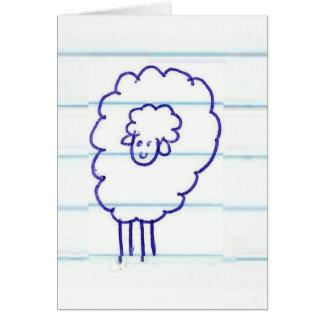 Cartes Bob les moutons seuls