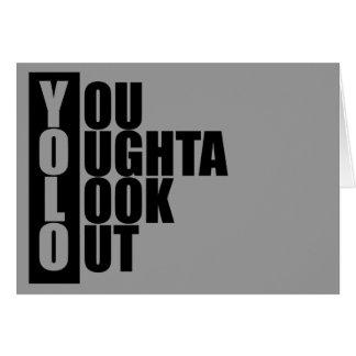 Cartes Boîte de verticale de YOLO