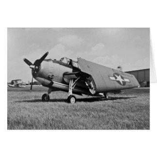 Cartes Bombardier 1945 de torpille de vengeur