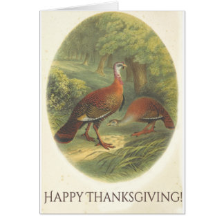 Cartes Bon thanksgiving ! :)