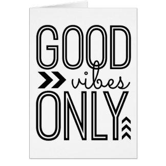 Cartes Bon vibraphone seulement