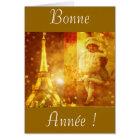 Cartes Bonne année de Paris
