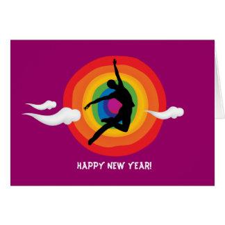Cartes Bonne année ! (Homosexuel, lesbienne)