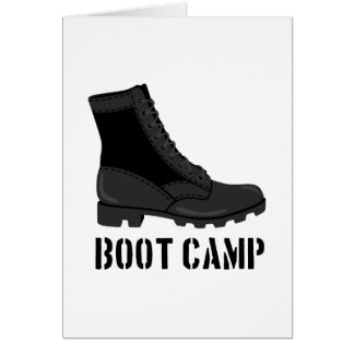 Cartes Boot Camp