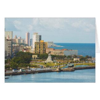 Cartes Bord de mer de La Havane, Cuba