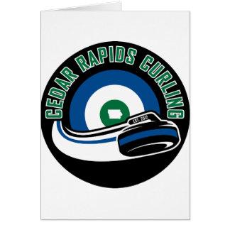 Cartes Bordage de Cedar Rapids