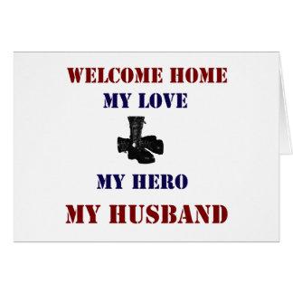 Cartes Bottes bienvenues de maison