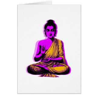 Cartes Bouddha