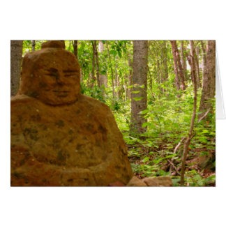 Cartes Bouddha du Trees_card