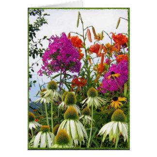 Cartes Bouquet de fleur sauvage