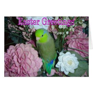 Cartes Bouquet de Pâques