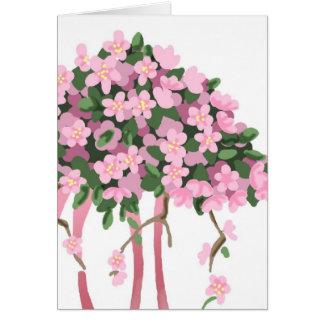 Cartes Bouquet de Sakura