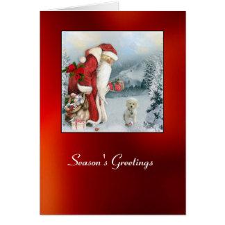 Cartes Brandi à Noël