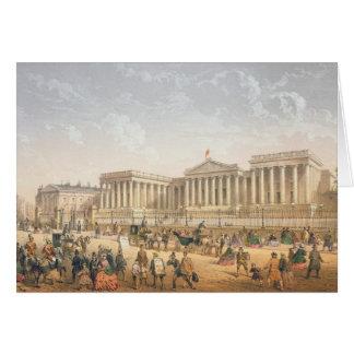 Cartes British Museum, c.1862 (litho de couleur)