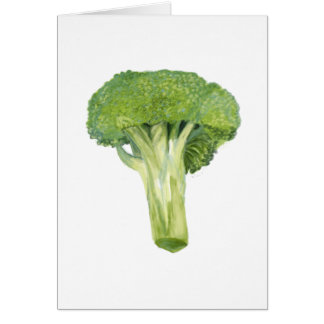 Cartes brocoli