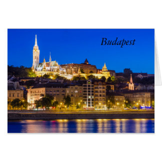 CARTES BUDAPEST