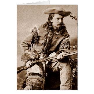 Cartes Buffalo Bill Cody - Circa 1880