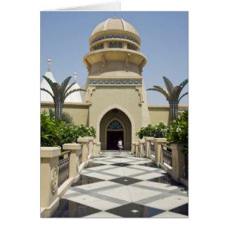 Cartes Bureau de Nakheel, Dubaï, Emirats Arabes Unis,