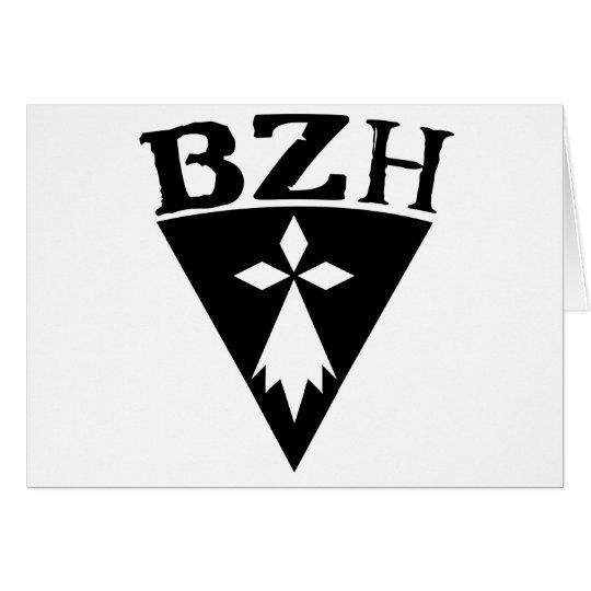 Cartes BZH Breizh Bretagne