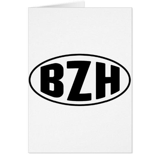 Cartes BZH Bretagne Breton Breizh