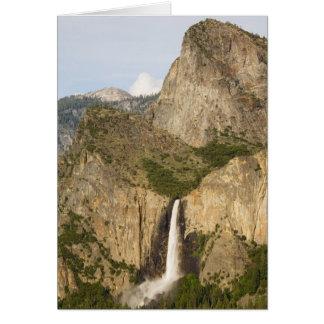 Cartes CA, Yosemite NP, automnes de Bridalveil