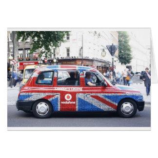CARTES CABINE DE LONDRES