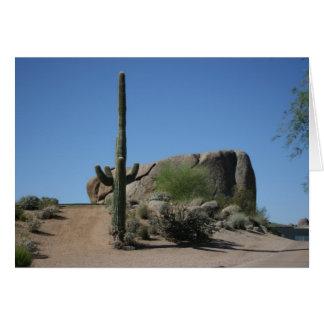 Cartes Cactus de désert