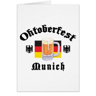 Cartes Cadeau d'Oktoberfest Munich